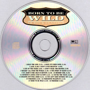 CD - Toto, Rainbow, Status Quo, Rush, Meatloaf, u.a - Born to Be Wild-Vol.1