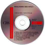 CD - Roxette / The Rubettes / Don Johnson a.o. - Boulevard Des Hits Volume 9