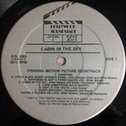 LP - Louis Armstrong, Lena Horne, a.o. - Cabin In The Sky