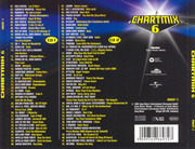 Double CD - Various - Chartmix 6 - 82 Hits im Megamix