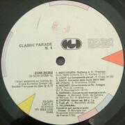 LP - Beethoven / Liszt / Bach a.o. - Classic Parade 1 - still sealed