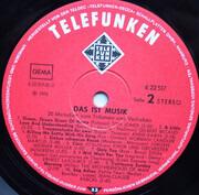 10'' - Ray Charles, Engelbert a.o. - Das Ist Musik 20 Melodien Zum Träumen Und Verlieben