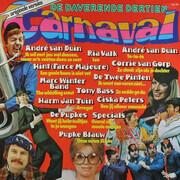 LP - Andre van Duin, Ria Valk, Hint...a.o. - De Daverende Dertien Carnaval