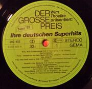LP - Der Grosse Preis - Der Grosse Preis (Wim Thoelke Präsentiert Ihre Deutschen Superhits Neu '81)