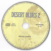 Double CD - Cheb Mami / Abaji / Tartit a.o. - Desert Blues 2 - Rêves D'Oasis - Digipak