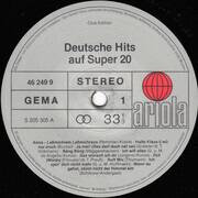 LP - Various - Deutsche Hits Auf Super 20