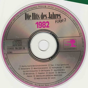 CD - Nena / Falco a.o. - Die Hits Des Jahres 1982 - Das Goldene Schlager-Archiv Folge 2