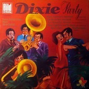 12inch Vinyl Single - Dutch Swing College Band, Chris Barber - Dixie Party
