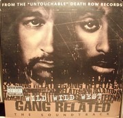 LP-Box - 2Pac, Ice Cube, Nate Dogg a.o. - Gang Related - The Soundtrack