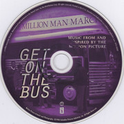 CD - The Bus Crew / Guru / a. o. - Get On The Bus - Music From And Inspired By The Motion Picture
