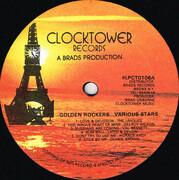 LP - The Uniques, Delroy Wilson, Pat Kelly a.o. - Golden Rockers