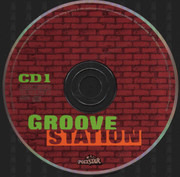 Double CD - 2PAC, Ro-Cee, Coolio a.o. - Groove Station