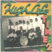 LP - Professional Uhuru Band / Guy Warren Of Ghana / Chief Stephen Osita Osadebe a.o. - Highlife Time Vol. 2