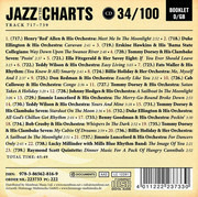 CD - Duke Ellington & His Orchestra / Henry 'Red' Allen & His Orchestra / Cab Calloway & His Orchestra - Jazz In The Charts 34/100 - Sailboat In The Moonlight 1937 (5) - Digibook