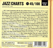 CD - Louis Armstrong / Casa Loma Orchestra / Tommy Dorsey & His Orchestra - Jazz In The Charts 45/100  Jeepers Creepers 1938 - 1939 - Digibook