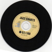 CD - Louis Armstrong / Glenn Miller And His Orchestra - Jazz In The Charts 57/100 (Blueberry Hill 1940 (5) - Digibook