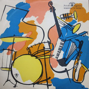 10'' - Trio Komedy / Jazz Outsiders  / New Orleans Stompers - Jazz Jamboree 1961 Nr 2 - Mono