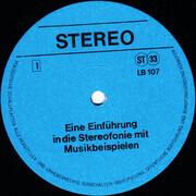 LP - Tchaikovsky, Anton Bruckner, Leonard Bernstein a.o. - Klangerlebnis Stereofonie