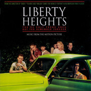 CD - Tom Waits  / Carl Perkins / James Brown a.o. - Liberty Heights: Music From The Motion Picture