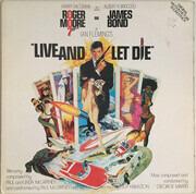 LP - Paul McCartney & Wings / George Martin / Harold A. 'Duke' DeJan a. o. - Live And Let Die (Original Motion Picture Soundtrack)