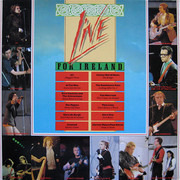 LP - U2, The Pogues, Van Morrison a.o. - Live For Ireland