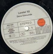 Double LP - Dave Edmunds, U2, Stray Cats & Joe Cocker - Loreley '83
