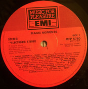 LP - Perry Como, Vic Damone, a.o. - Magic Moments