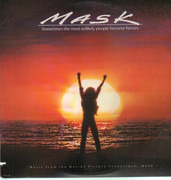 LP - Steely Dan, Little Richard, a.o. - Mask - Music From The Motion Picture Soundtrack