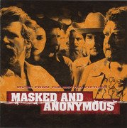 CD - Bob Dylan, Los Lobos, Jerry Garcia, a.o. - Masked And Anonymous (Music From The Motion Picture)