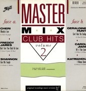 LP - Club Dance Sampler, shannon, Cheri, Carol Jiani and more - Master Mix Club Hits Vol. 2