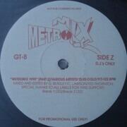 12inch Vinyl Single-Box - Whitney Houston, En Vogue, Michel'le a.o. - Metro Mix - Issue GT8