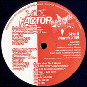 12inch Vinyl Single - Kelly Clarkson, Eminem, a.o. - Mix Factor Volume 90