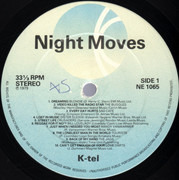 LP - Blondie / Sister Sledge / a.o. - Night Moves - Carlton Pressing