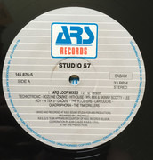 12inch Vinyl Single - Technotronic / Rozlyne Clarke / a.o. - Non Stop Loop Mix