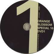 Double DVD - Rusties / Robert Fischer / One Bar Town a.o. - Orange Blossom Special 10 (It's Your Universe) - Digipak