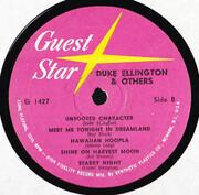 LP - Duke Ellington; Johnny Long; a.o. - Original Big Band Sounds