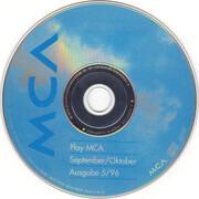 CD - Manowar, Nirvana, Goldfinger, a. o. - Play MCA September/Oktober Ausgabe 5/96