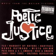 CD - TLC / Mista Grimm / a.o. - Poetic Justice (Music From The Motion Picture)