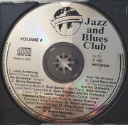 CD - Louis Armstrong / Count Basie / Duke Ellington a.o. - Prime All - Time - Hits Jazz And Blues Club Volume 4