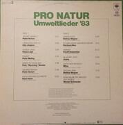 LP - Udo Jürgens / Klaus Lage / Bettina Wegner a.o. - Pro Natur - Umweltlieder '83