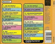 CD - The Sex Pistols,The Ruts, Sham 69 a.o. - Punk II