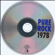 CD - Toto / Styx / Black Sabbath / Judas Priest a.o. - Pure Rock 1978 - The History Of Rockmusic