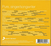 CD-Box - Simon & Garfunkel, Lou Reed, Van Morrison, a.o. - Pure...Singer/Songwriter - Still Sealed