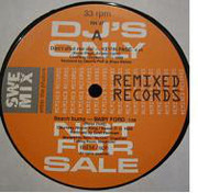 2 x 12inch Vinyl Single - Kevin Page / Baby Ford / The Creeps a.o. - Remixed Records 37