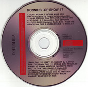 Double CD - Seal / Chris Isaak / Enigma a.o. - Ronny's Pop Show 17 - Fat Box