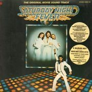 Double LP - Bee Gees, Yvonne Elliman, a.o. - Saturday Night Fever (The Original Movie Sound Track)