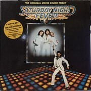 Double LP - Bee Gees, David Shire, a.o. - Saturday Night Fever (The Original Movie Sound Track)
