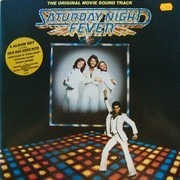 Double LP - Bee Gees, tavares a.o. - Saturday Night Fever (The Original Movie Sound Track) - Gatefold