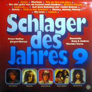 LP - Peter Maffay, Jürgen Marcus a.o. - Schlager Des Jahres 9