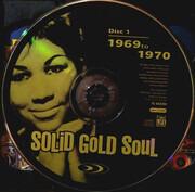 Double CD - Jackson 5 / Marvin Gaye / Stevie Wonder a.o. - Solid Gold Soul 1969 - 1970
